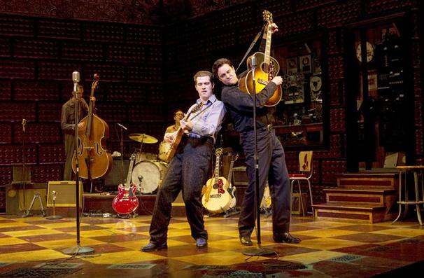 Show Photos - Million Dollar Quartet - Rob Lyons - Lance Guest