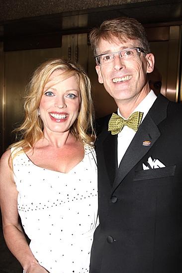 2010 Tony Awards Red Carpet – Sherie Rene Scott – Dick Scanlan
