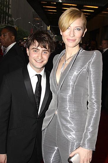 2010 Tony Awards Red Carpet – Daniel Radcliffe – Cate Blanchett