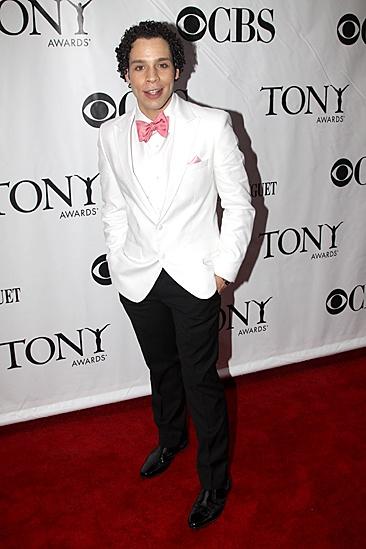 2010 Tony Awards Red Carpet – Robin De Jesus