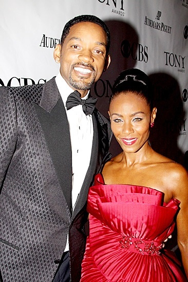 2010 Tony Awards Red Carpet – Will Smith – Jada Pinkett-Smith