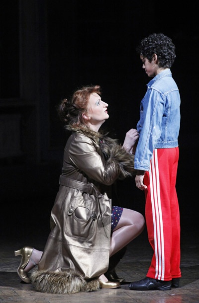 Show Photos - Billy Elliot - Kate Hennig - Liam Redhead