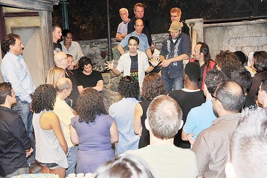In the Heights 1000 Performances – Lin-Manuel Miranda speaks