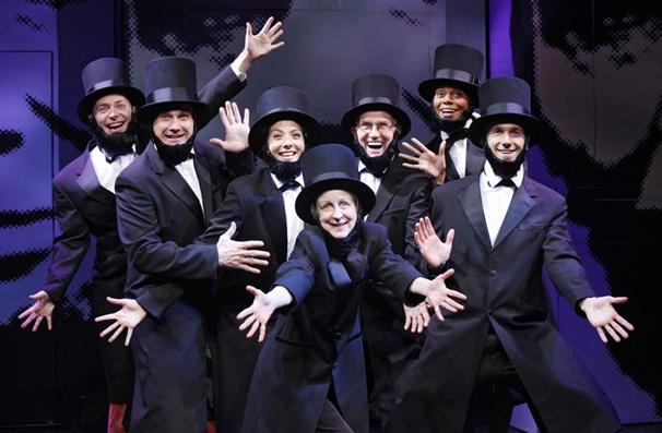 Show Photos - Abraham Lincoln's Big Gay Dance Party - Arnie Burton - Ted Koch - Lisa Birnbaum - Pippa Pearthree - Robert Hogan - Stephanie Pope Caffey - Ben Roberts