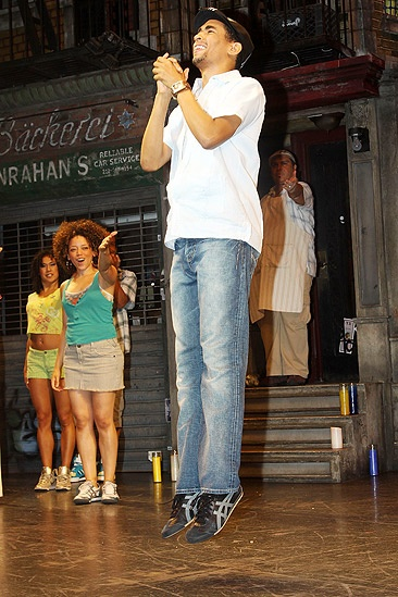 Jordin Sparks In the Heights – Kyle Beltran