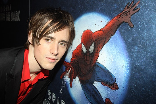 Spider-man GMA – Reeve Carney - 4
