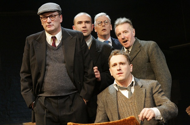 Show Photos - The Pitmen Painters - Michael Hodgson - Christopher Connel - Brian Lonsdale - David Whitaker