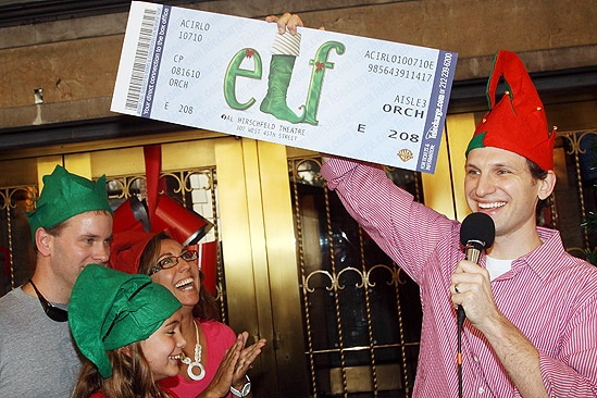 Elf box office – Ticket