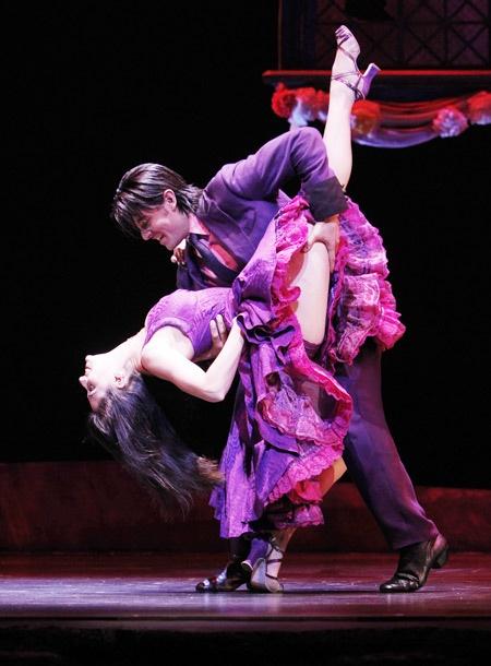 West Side Story - Show Photos - Natalie Cortez - George Akram