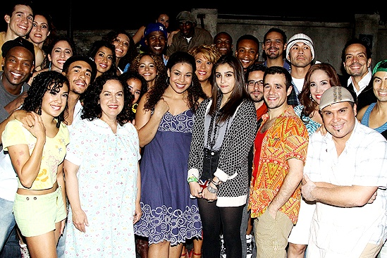 Lourdes Leon at In the Heights – In the heights cast – Lourdes Leon
