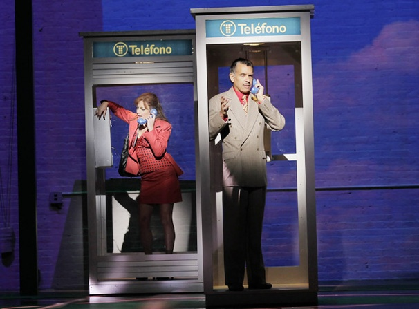 Show Photos - Women on the Verge of a Nervous Breakdown - Sherie Rene Scott - Brian Stokes Mitchell