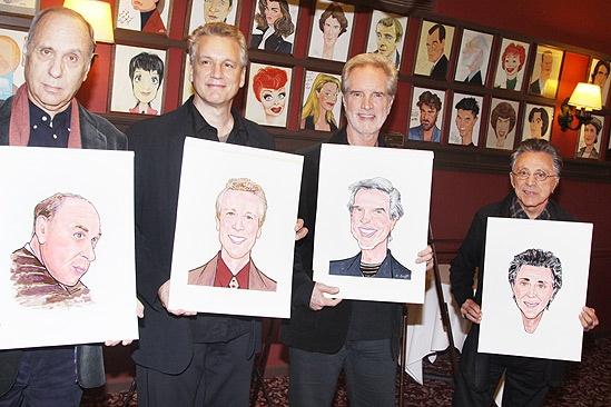 Jersey Boys at Sardi's – Marshall Brickman – Rick Elice – Bob Gaudio – Frankie Valli