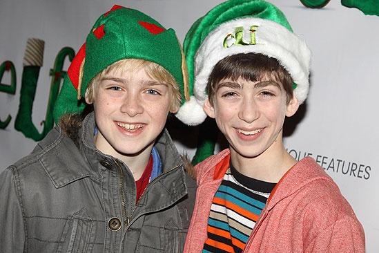 Elf opens – Joseph Harrington – Jacob Clement