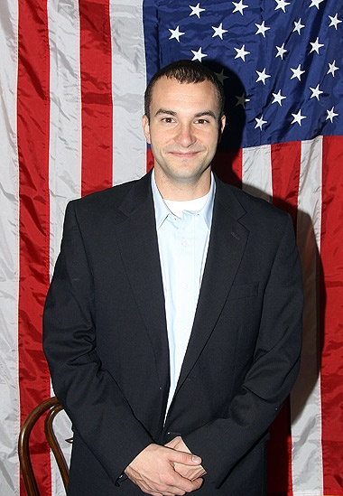 Medal of Honor winner at Memphis – Salvatore Giunta