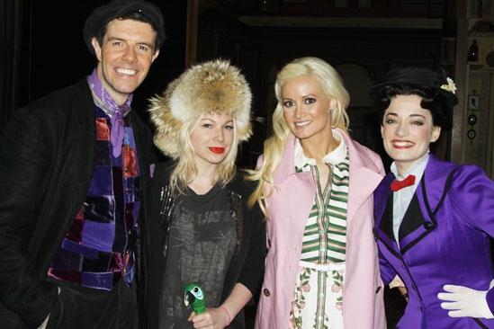 Holly Madison Poppins - Gavin Lee - Joyce Bonelli - Laura Michelle Kelly