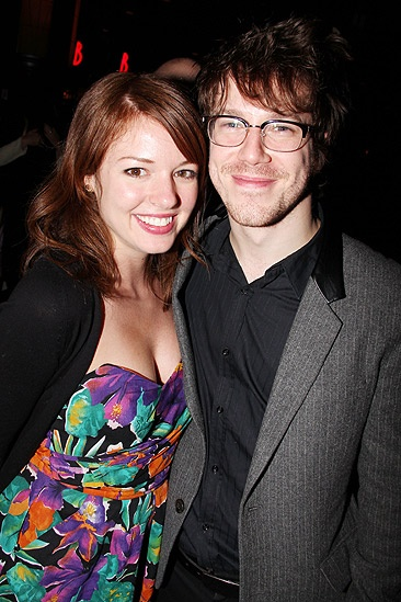 Good People Opening Night – Aubrey Dollar- John Gallagher Jr.