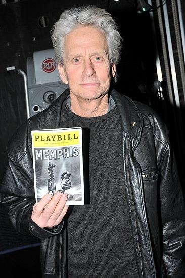 Michael Douglas Memphis - Michael Douglas