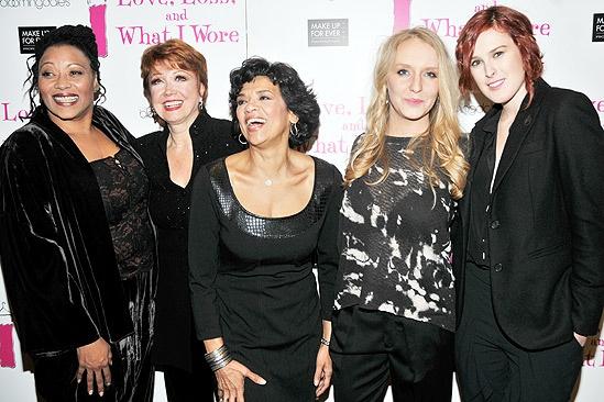 Love Loss March – Fredi Walker-Browne – Donna McKechnie – Sonia Manzano – Annie Starke – Rumer Willis
