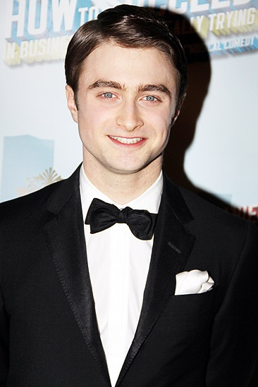 How to Succeed Opening Night – Daniel Radcliffe