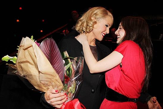 Christie Brinkley opens – Christie Brinkley – Alexa Ray Joel 3