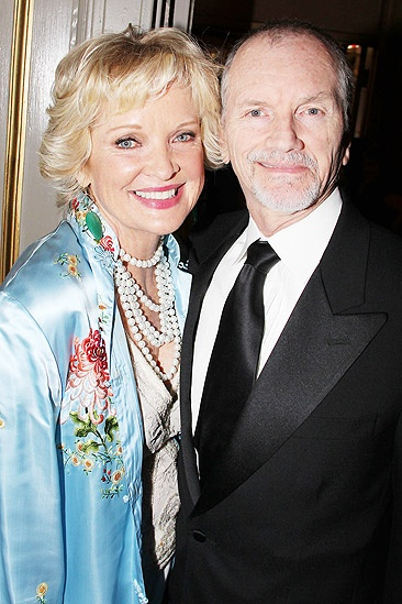 Catch Me If You Can Opening Night – Christine Ebersole – Bill Moloney