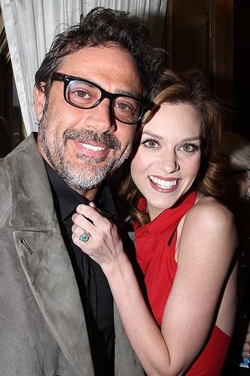Broadway.com | Photo 18 of 84 | Great Catch! Jackman ... Hilarie Burton Wedding Ring