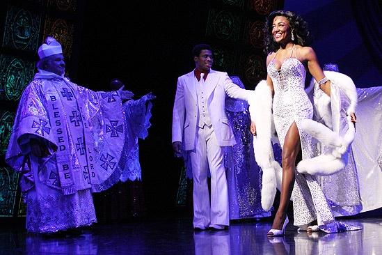 Sister Act Opening Night –  Patina Miller