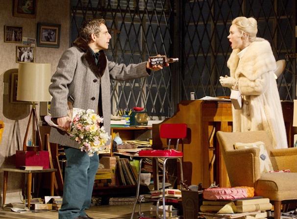 Show Photos - The House of Blue Leaves - Ben Stiller - Alison Pill