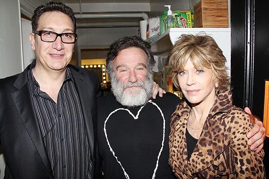 Jane Fonda Bengal – Mosies Kaufman – Robin Williams – Jane Fonda