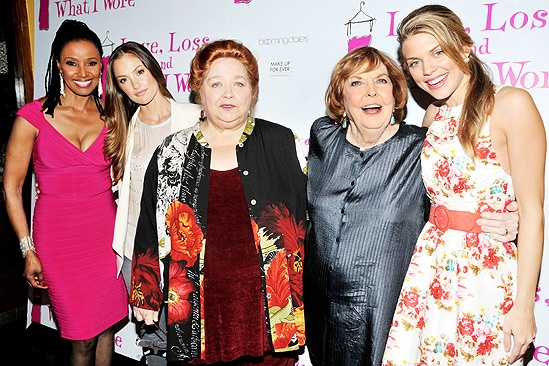 Love Loss April – B. Smith – Minka Kelly -  Conchata Ferrell – Anne Meara – AnnaLynne McCord