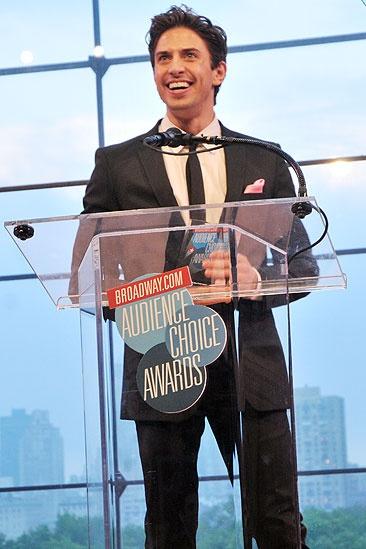 2011 Audience Choice Awards Ceremony – Nick Adams