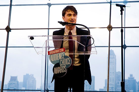 2011 Audience Choice Awards Ceremony – Daniel Radcliffe