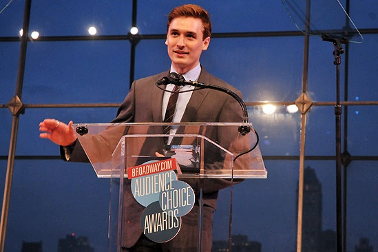 2011 Audience Choice Awards Ceremony – Seth Numrich