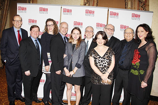 MTC 2011 Spring Gala – playwrights