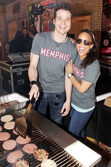 Memphis 2011 Barbecue – Ashley Blanchet – Bryan Fenkart (burgers)