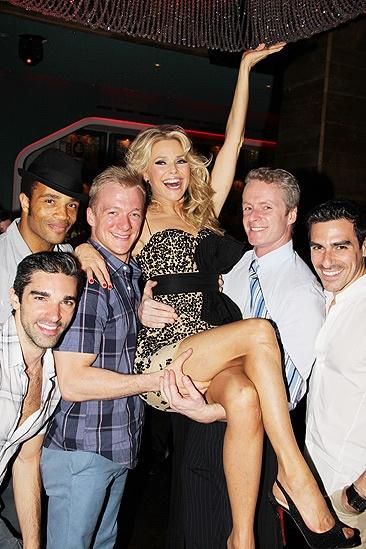 Brinkley Party – Christie Brinkley – cast