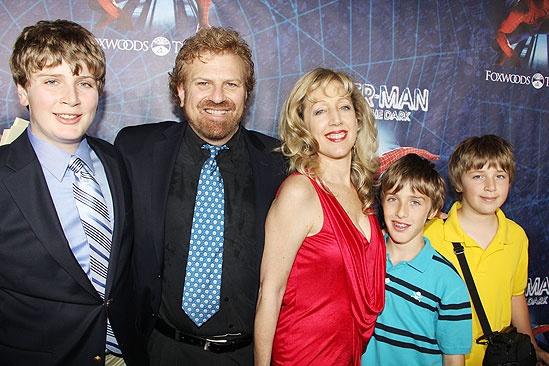 Spider-Man opening – Paul Bogaev – family