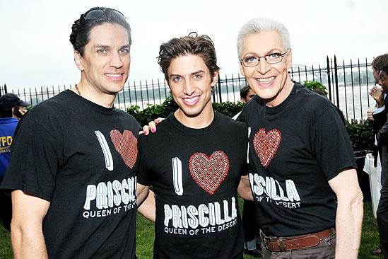 Priscilla Pride - Will Swenson - Nick Adams - Tony Sheldon
