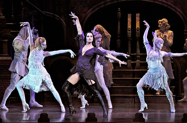 Show Photos - The Addams Family - Brooke Shields - cast