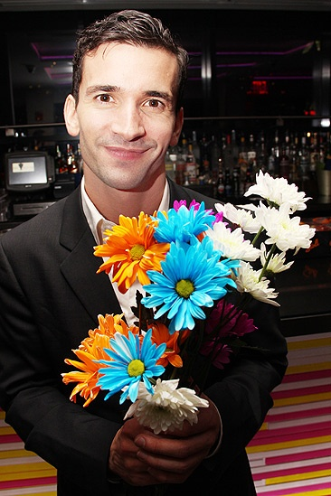 Hair Opening Night 2011 – Paris Remillard (flowers)