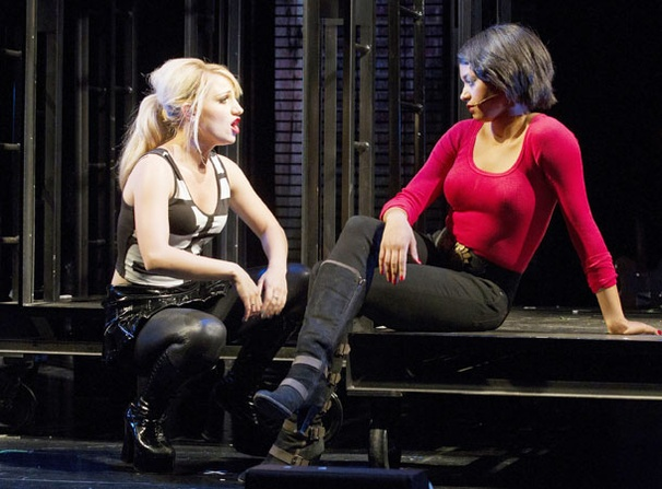 Show Photos - Rent - Annaleigh Ashford - Corbin Reid