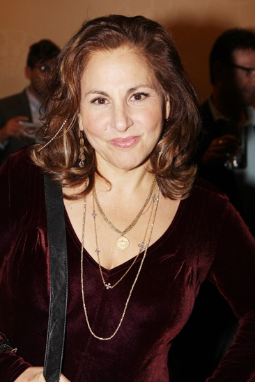 <i>Follies</i> opening night – Kathy Najimy