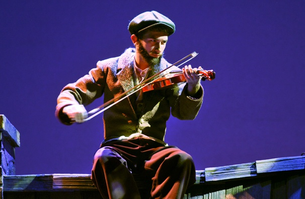 Fiddler On The Roof: National Tour Show Photos