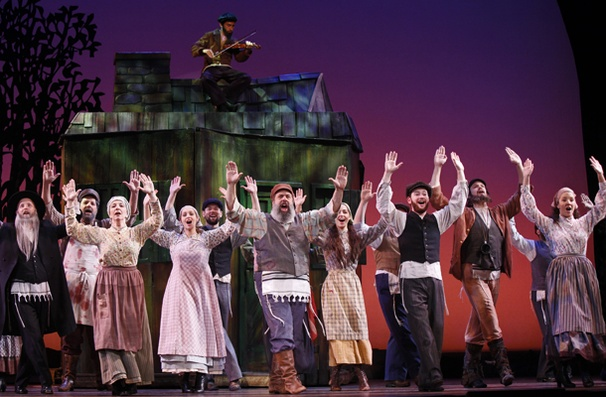 Elegant Show Photos   Fiddler On The Roof   National Tour Cast