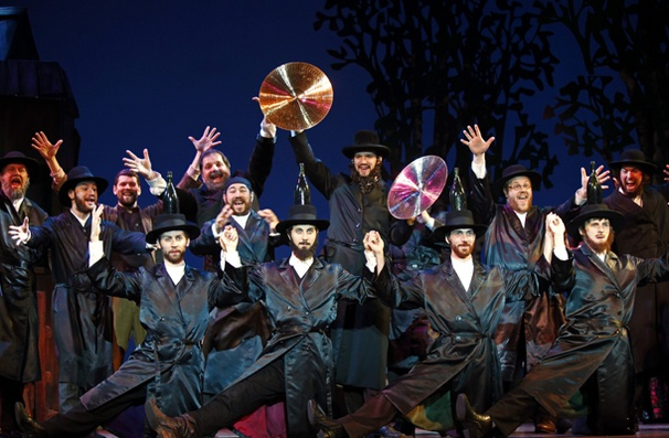 Attractive Show Photos   Fiddler On The Roof   National Tour Cast