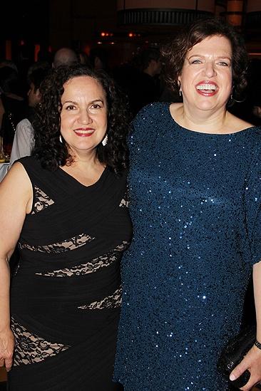 Mamma Mia Tenth Anniversary – Olga Merediz – Rina Saltzman
