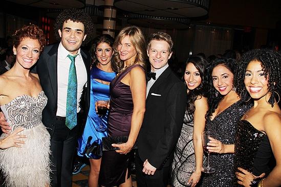 Mamma Mia Tenth Anniversary – cast