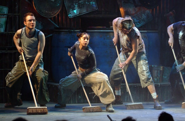 Show Photos - Stomp - National Tour cast