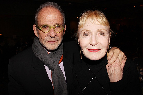 Other Desert Cities Broadway Opening Night – Ron Rifkin – wife Iva