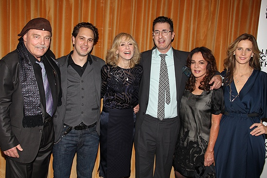 Other Desert Cities Broadway Opening Night – Stacy Keach – Thomas Sadoski – Judith Light – Jon Robin Baitz – Stockard Channing – Rachel Griffiths